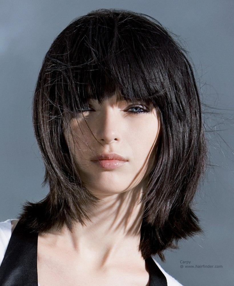 رنگ موی مشکی,رنگ موی پرکلاغی (6)