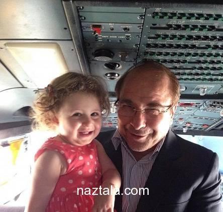 زندگینامه محمد باقر قالیباف و همسرش زهرا مشیر و فرزندانش (1)