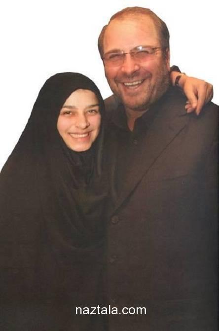 زندگینامه محمد باقر قالیباف و همسرش زهرا مشیر و فرزندانش (2)