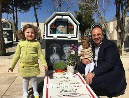زندگینامه محمد باقر قالیباف و همسرش زهرا مشیر و فرزندانش (3)