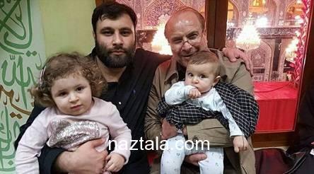 زندگینامه محمد باقر قالیباف و همسرش زهرا مشیر و فرزندانش (4)