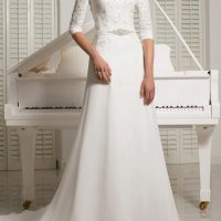 عاشقانه ترین لباس عروس های پوشیده و شیک