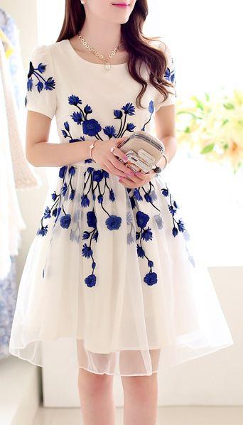 لباس مجلسی دخترانه کوتاه (2)
