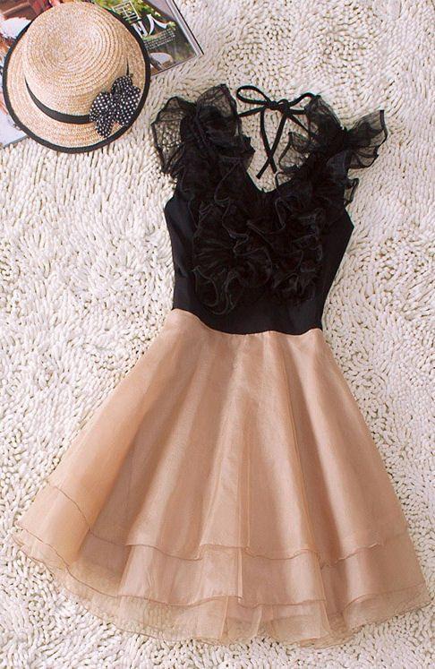 لباس مجلسی دخترانه کوتاه (3)