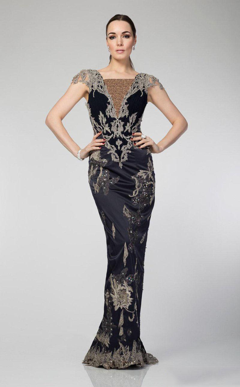 لباس مجلسی گیپور (4)