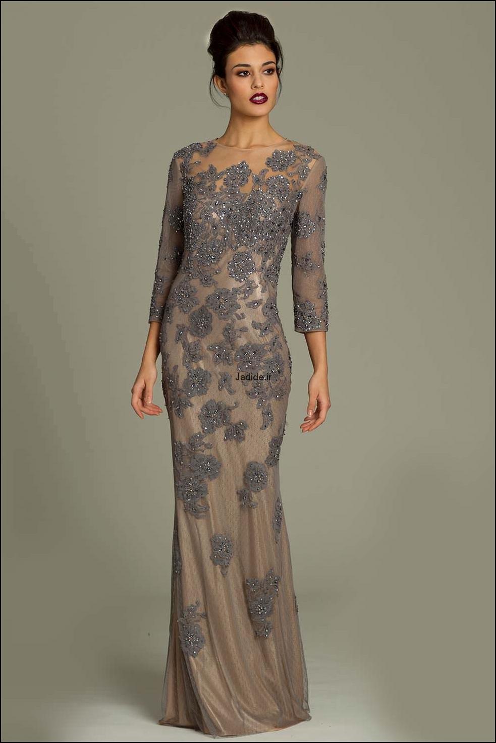 لباس مجلسی گیپور (6)