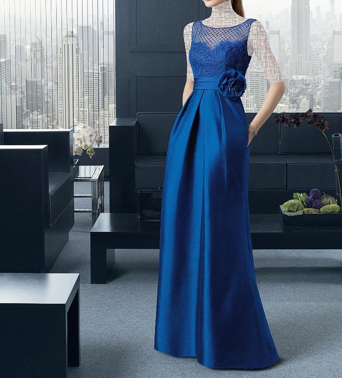 مدل لباس مجلسی دانتل,مدل لباس مجلسی بلند,مدل های جدید لباس مجلسی کارشده (14)