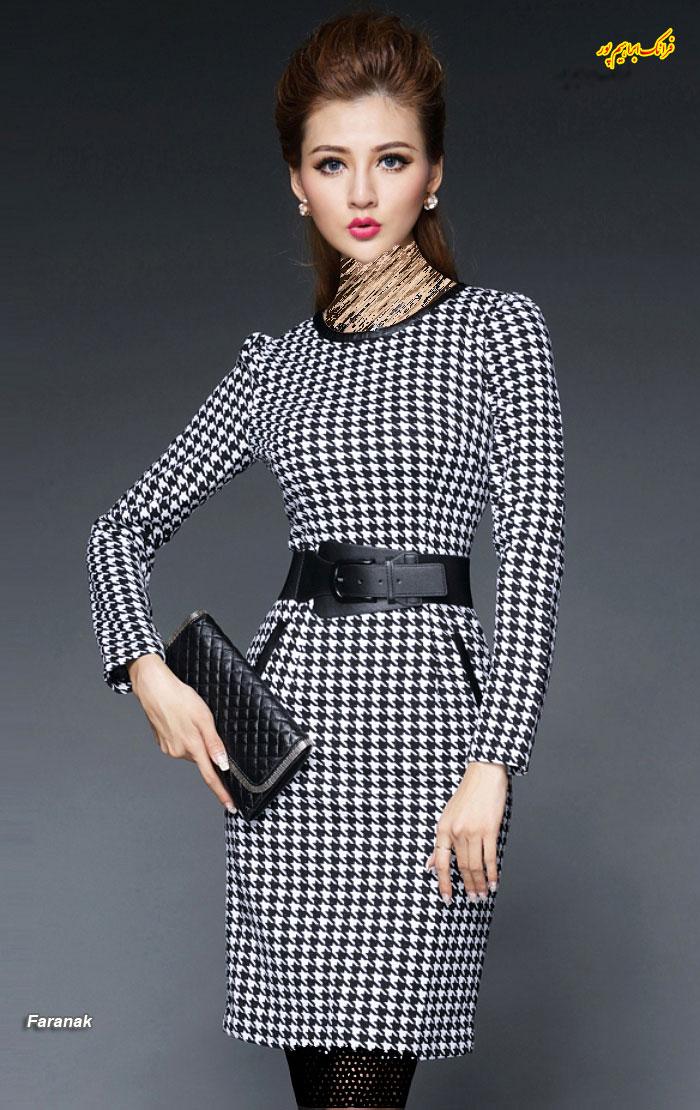 مدل لباس مجلسی کوتا,مدل لباس دخترانه مجلسی (10)