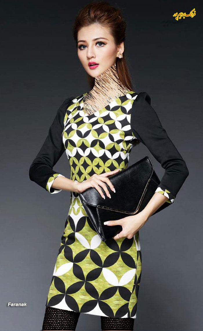 مدل لباس مجلسی کوتا,مدل لباس دخترانه مجلسی (12)