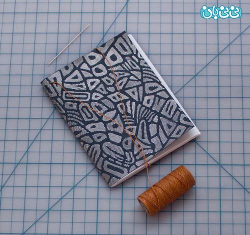 دفترچه یادداشت خودتان را بسازید