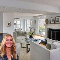 مدل دکوراسیون مدرن منزل بازیگر مشهور جولیا رابرتز +عکس