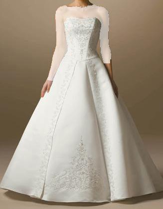 زیباترین مدل های لباس عروس