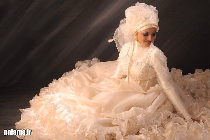 مدل های شیک و پوشیده لباس عروس اروپایی ۲۰۱۶