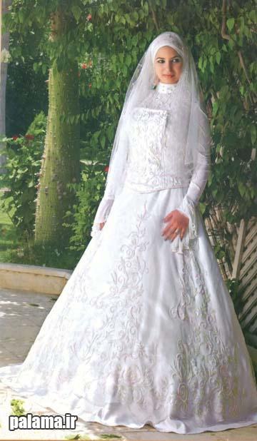 عکس مدل لباس عروس ایرانی جدید ۲۰۱۶