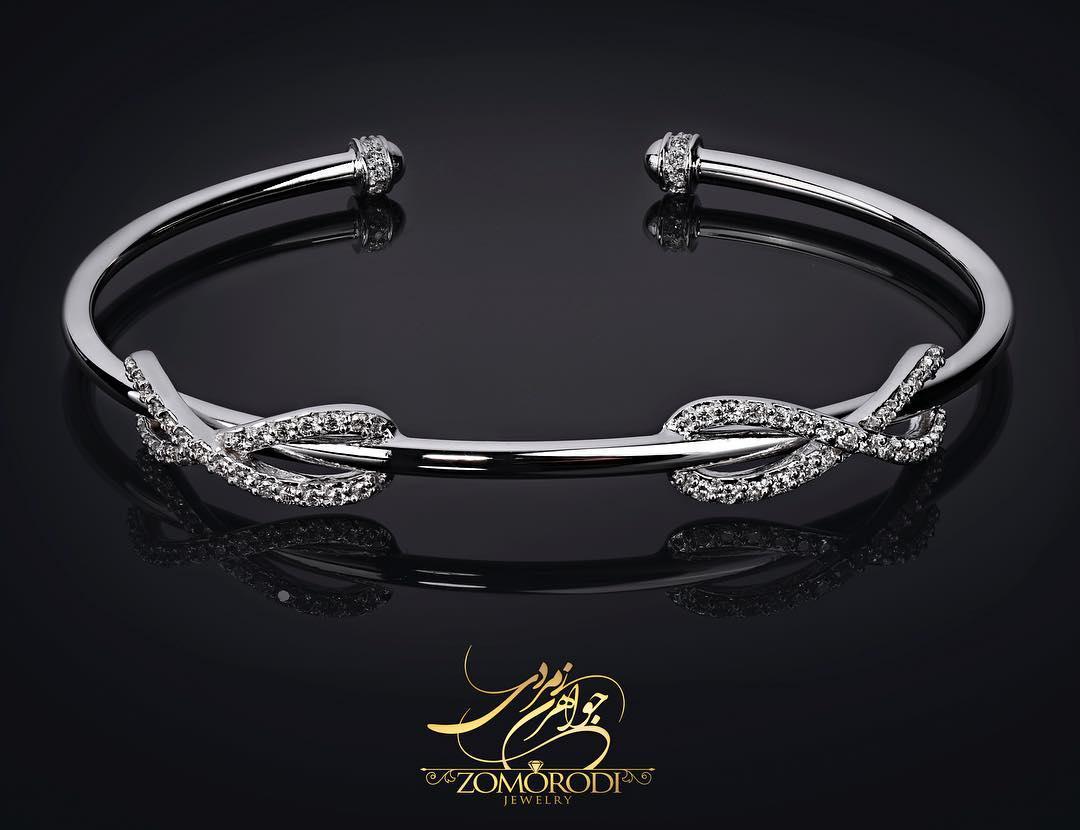 دستبند اسپرت طلا
