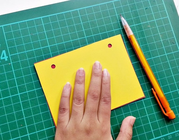 چگونه یک دفترچه یادداشت ساده بسازیم