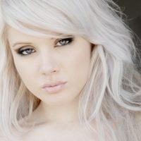 رنگ موی سفید و یخی ترکیب های رنگ موی یخی