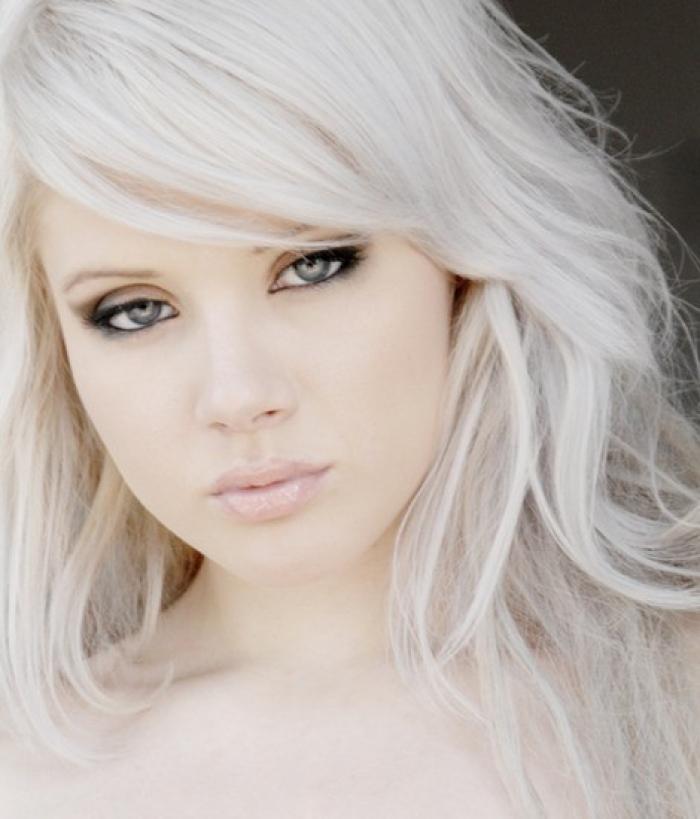 ice-hair-color-رنگ موی یخی (1)