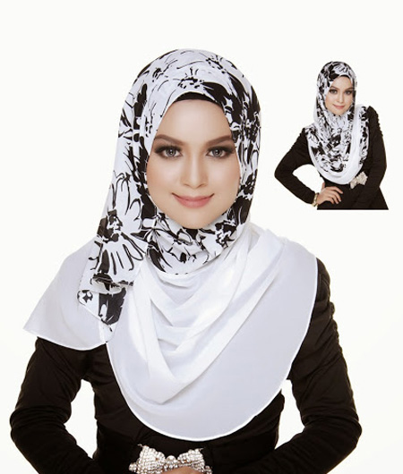 آموزش تصویری بستن شال و روسری,مدل روسری زنانه