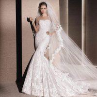 جدیدتری مدل لباس عروس با طرح های اروپایی ۲۰۱۷