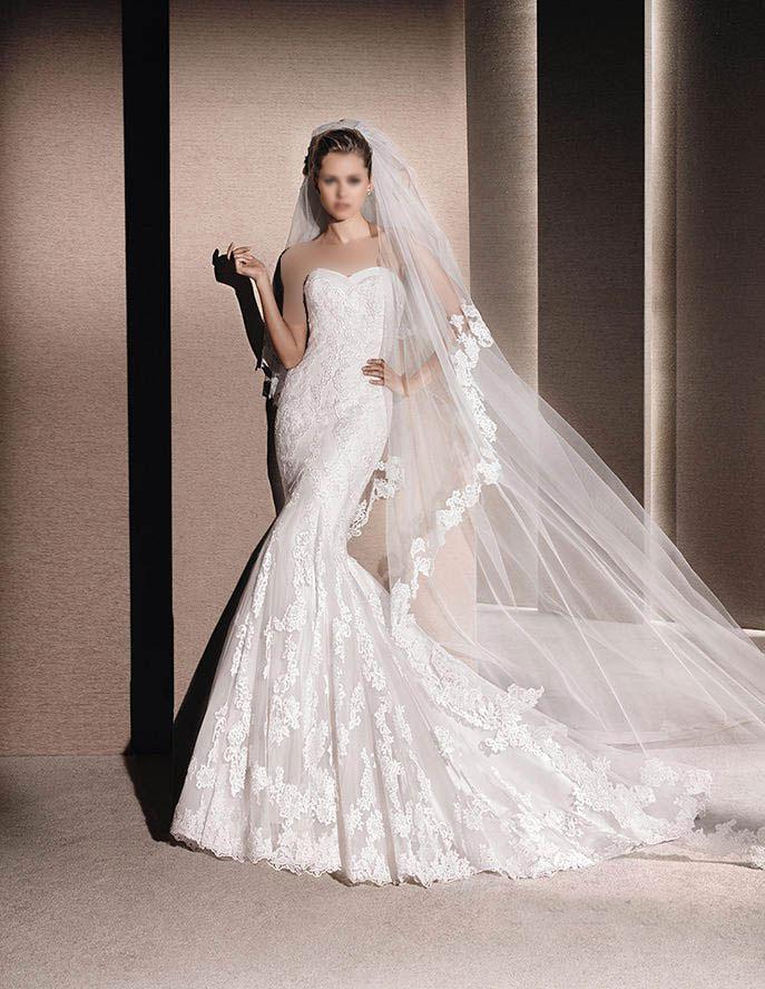 Image result for جدیدترین مدل لباس عروس اروپایی 2017