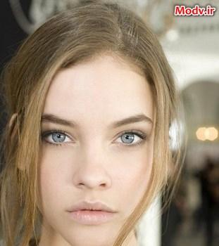 خوشگل ترین رنگ مو برای چشم سبزها