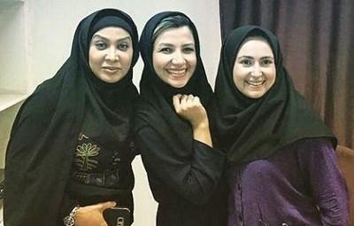 بیوگرافی ملیکا زارعی معروف به خالی شادونه + ماجرای همسرش1795-5