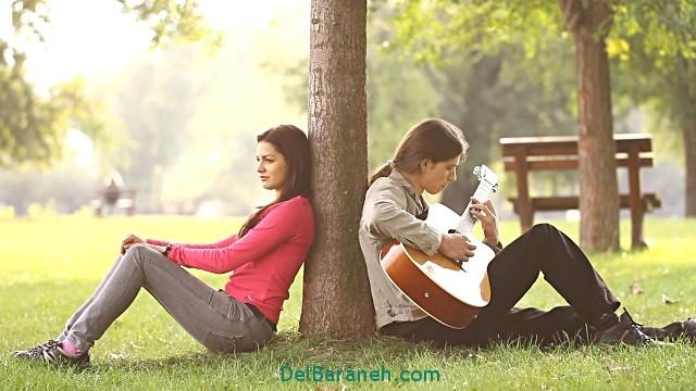 عکس های عاشقانه خفن دختر و پسر (14)