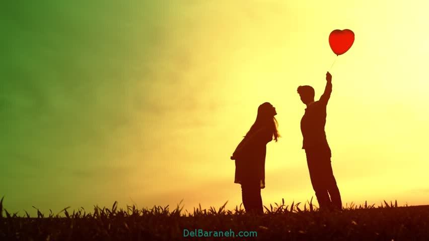 عکس های عاشقانه خفن دختر و پسر (3)