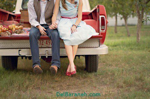 عکس های خفن عاشقانه دختر و پسر