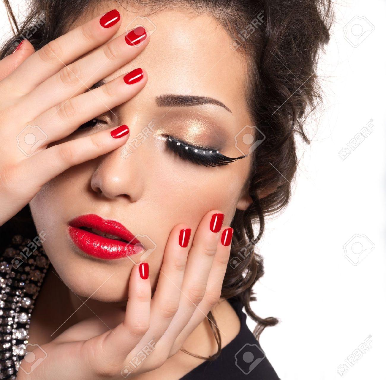 مدل آرایش چشم (3)