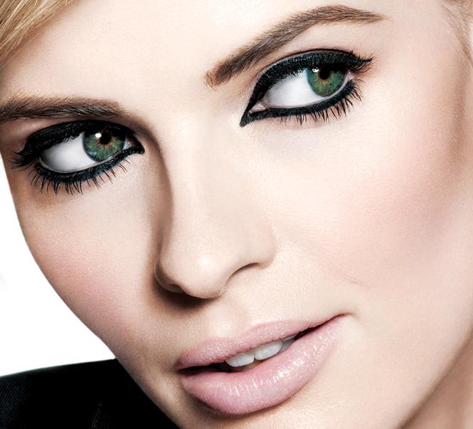 مدل آرایش چشم (6)