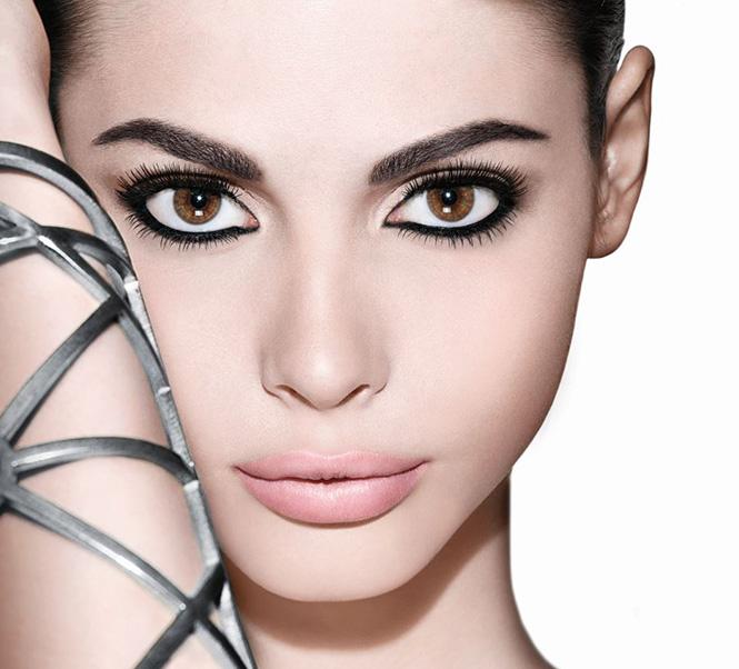 مدل آرایش چشم (9)