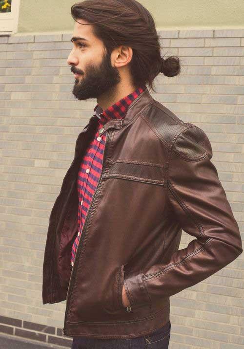 مدل مو بلند پسرانه (1)