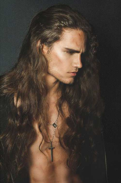 مدل مو بلند پسرانه (10)