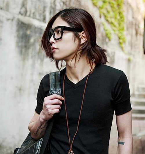 مدل مو بلند پسرانه (2)