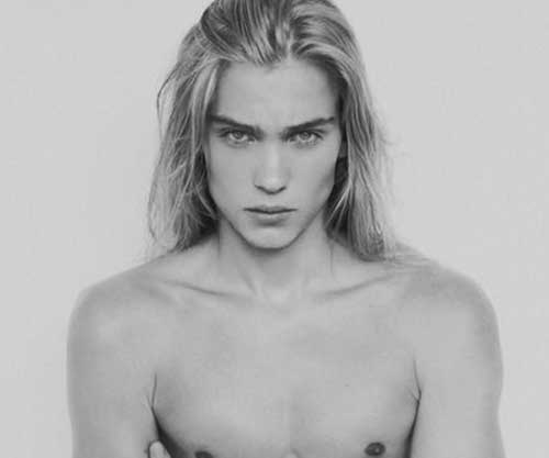 مدل مو بلند پسرانه (7)