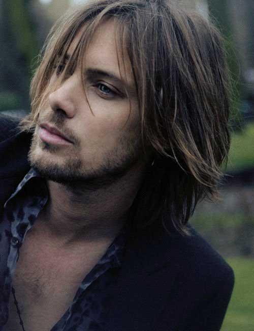 مدل مو بلند پسرانه (9)