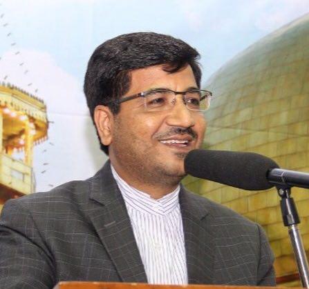 حسن نوریان سرکنسول ایران در هندوستان