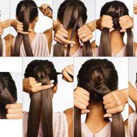 آموزش مرحله ای بافت موی دخترانه اروپایی ۲۰۱۶