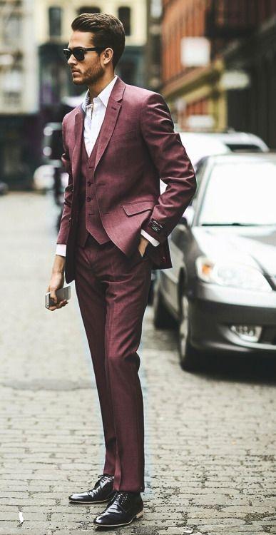 مدل کت و شلوار مردانه 94