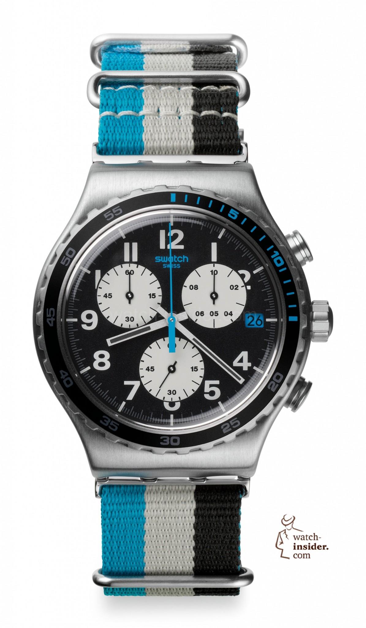 مدل ساعت مردانه سواچ
