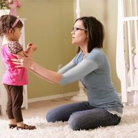 آموزش آداب میهمانی رفتن به کودکان