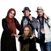 کدام بازیگران خارج از تهران و ایران زندگی می کنند؟