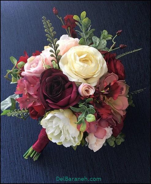 دسته گل عروس (۱۴)