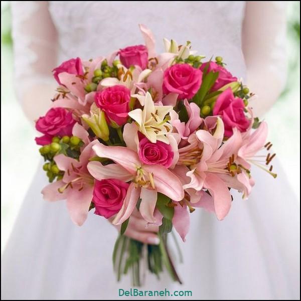 دسته گل عروس (۱۵)