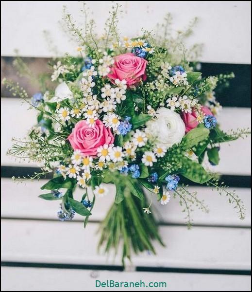 دسته گل عروس (۱۶)