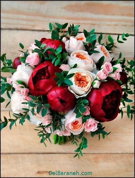 دسته گل عروس (۲)