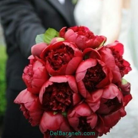 دسته گل عروس 2017,دسته گل عروس,جدید ترین مدل دسته گل عروس,