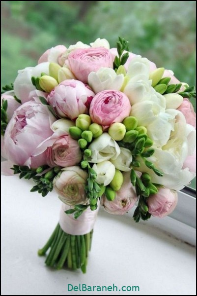 دسته گل عروس (۲۲)